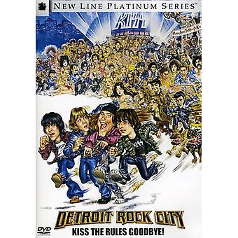 Detroit Rock City [DVD] USA import