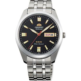 Orient 3 Star Watch RA-AB0017B19B - Stainless Steel Unisex Automatic Analogue