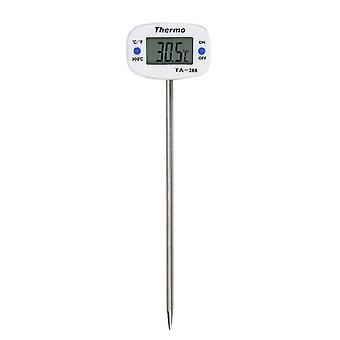 Digital Kitchen Thermometer For BBQ - Electronic Digital Food Probe Thermometer