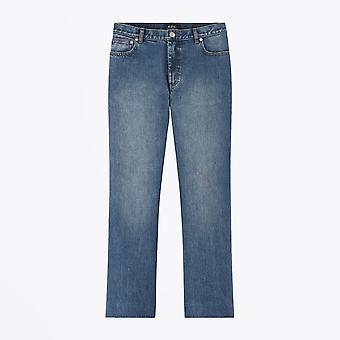A.P.C.  - Sailor - Stonewashed Denim Jeans
