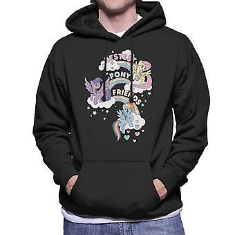 My Little Pony beste Pony Friends Men's Hooded Sweatshirt