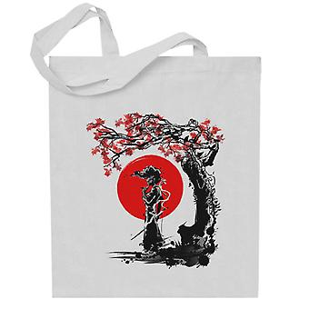 Afro Samurai Afro Under The Sun Totebag