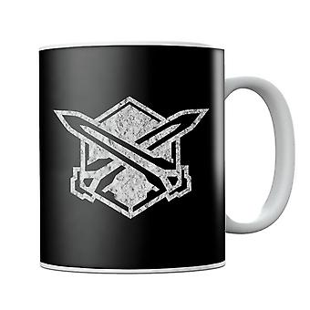 Legion Emblem White Astral Chain Mug