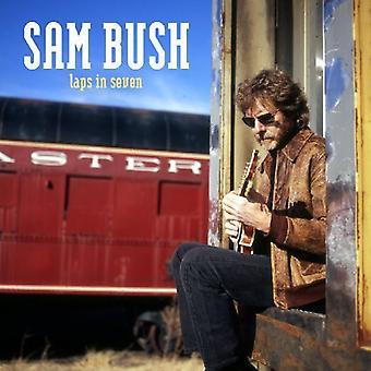 Sam Bush - Laps in Seven [CD] USA import