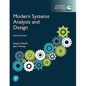 Modern Systems Analysis and Design Global Edition por Valacich & JoeGeorge & Joey