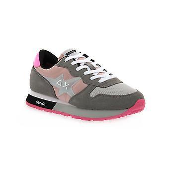 Sun68 0406 ally star girl trasparent sneakers fashion