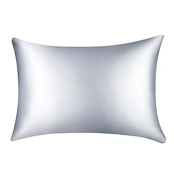 Pure Emulation Silk Satin Comfortable Single Pillowcase For Bed