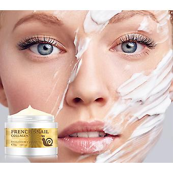 Snail Face Cream - Anti Wrinkle Whitening Facial Cream, Acid Moisturizing Anti
