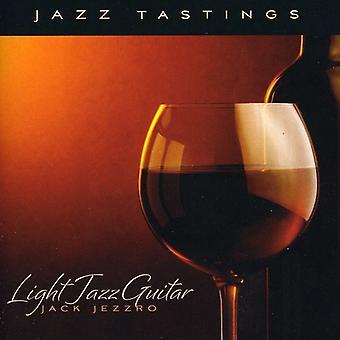 Jack Jezzro - Jazz Tastings: Light Jazz Guitar [CD] USA import