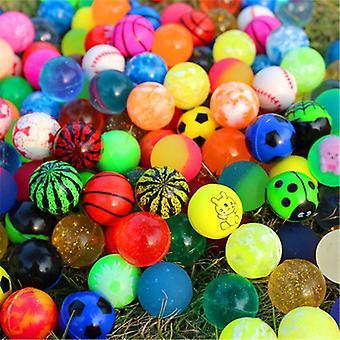 Niños Juguete Mixto Bouncing Pelotas de Goma - Juguetes al Aire Libre