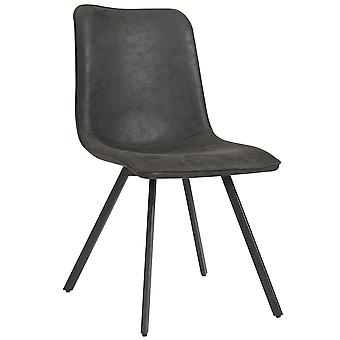 Archer Side Chair - Vintage Grey