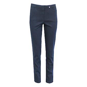 ROBELL Robell Navy Jeans Bella 52560 5448 69