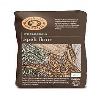 Doves Farm - Org Spelt Wholemeal Flour 1000g
