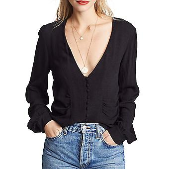 Free People | Maise Long Sleeved Blouse