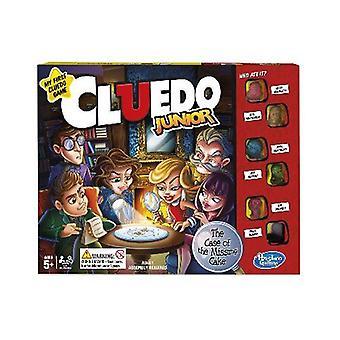 Hasbro Gaming Cluedo Junior Game
