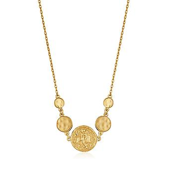 أنيا هاي الذهب حفار لامع الذهب نكا قلادة N020-03G