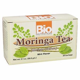 Bio Nutrition Inc Moringa Tea, Minttu 30 Laukut