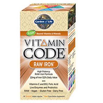 Have of Life Vitamin Code, Rå Iron 30 Caps