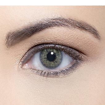 Solotica Hidrocor Rio - Coloured Contact Lenses - Ipanema (00.00d) (1 Year)
