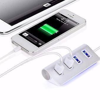 Simply Wholesale 4-Port USB 3.0 Hub