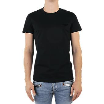 Balmain Flock Paris Ts Black UH11601I3310PA Top