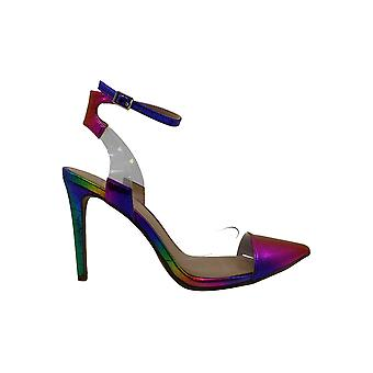 INC International Concepts Womens Kaijap Pointed Toe Special Occasion Ankle S...