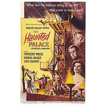 The Haunted Palace Movie Poster (11 x 17)