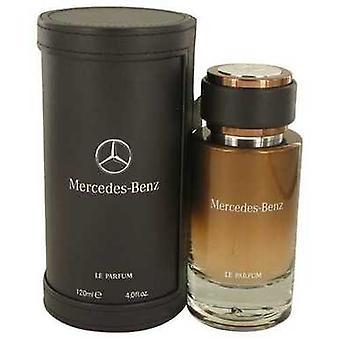 Mercedes Benz Le Parfum par Mercedes Benz Eau De Parfum Spray 4,2 Oz (hommes) V728-533959