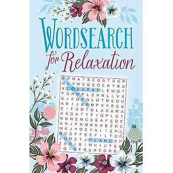 Wordsearch for Relaxation (192pp royal puzzles)