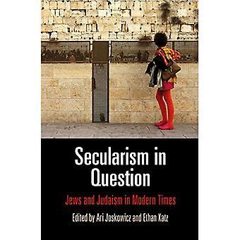 Secularisme in kwestie: Joden en jodendom in de moderne tijd (Joodse cultuur en contexten)