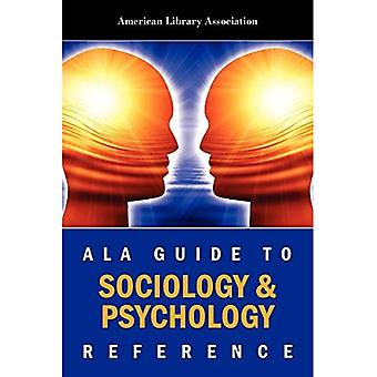 ALA Guide to Sociology & Psychology