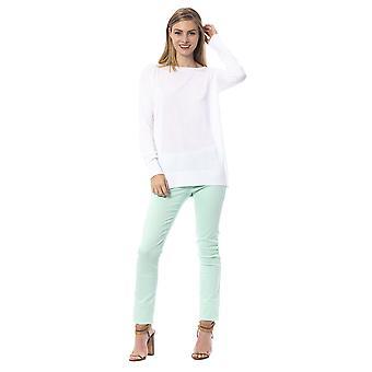 White Sweater Trussardi Woman