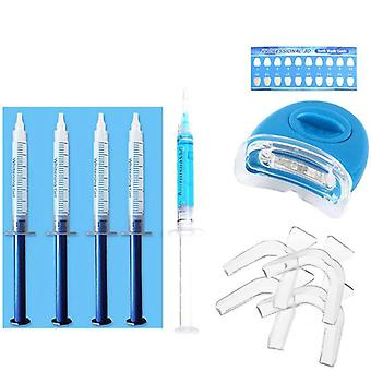 10/6/4/3pc Set 44% peroxid, Dental Albire Sistem Oral Gel - Albirea dintilor