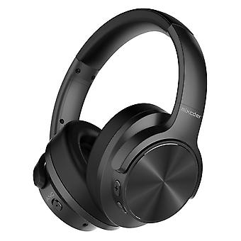 Mixcder e9 wireless active noise cancelling headphones foldable headset (quick charge, dual 40mm dri
