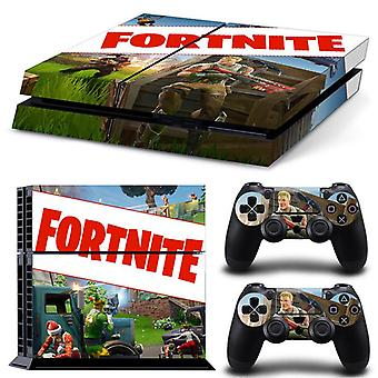 Protective Decals Sticker for Sony Playstation PS3 Supper Slim 4000 Console and Controller