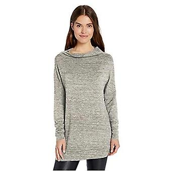 Brand - Daily Ritual Women's Supersoft Terry Modern Funnel-Neck Tunic,...