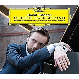 Daniil Trifonov - Chopin Evocaties [CD] USA import