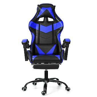 Office Gaming, Pvc Household Armchair Lift And Swivel Function Ergonomic Office