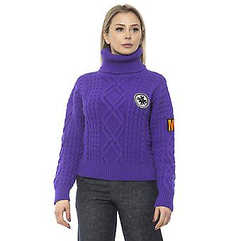Pullover Violet Mr and Mrs Italy Woman