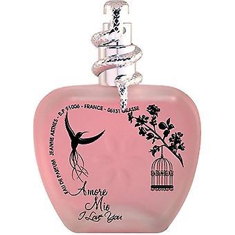 Jeanne Arthes Amore Mio I Love You Eau de Parfum 100ml Spray