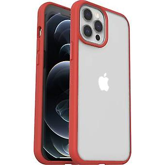 Otterbox React - ProPack BULK Back cover Apple iPhone 12 Pro Max Red, Transparent