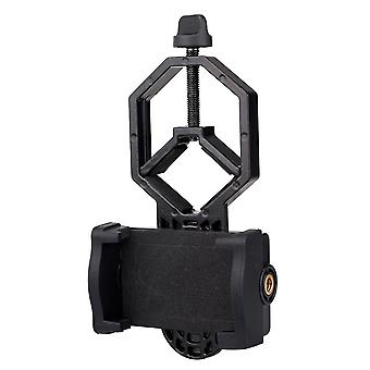 Svbony Handy-Adapter Montieren Aluminium Universal-Smartphone-Teleskop-Adapter für Teleskop-Spott