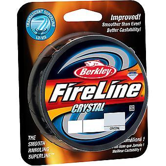 Berkley FireLine gesmolten Crystal vislijn (125 yds) - 30 lb Test