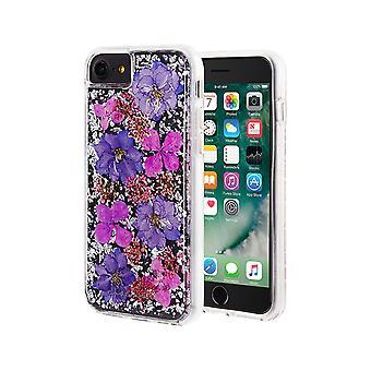 Case-Mate Karat Petals Case for Apple iPhone 8/7/6s/6 - Purple