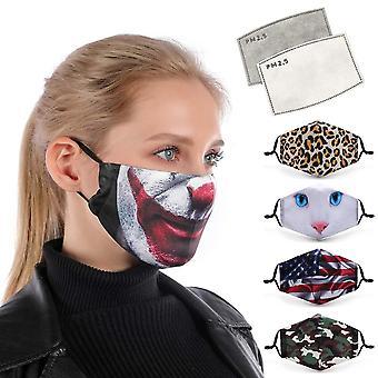Moda Wielokrotnego rozpowszechnianie ochronnej maski do ust