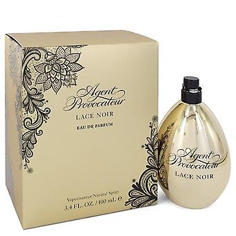 Agent Provocateur Lace Noir Eau De Parfum Spray By Agent Provocateur 3.4 oz Eau De Parfum Spray