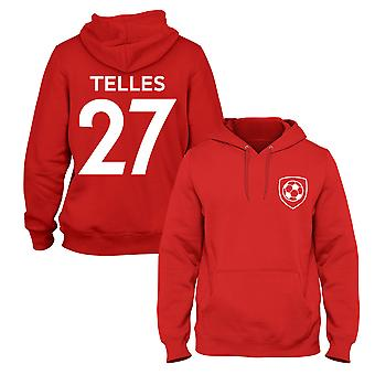Alex Telles 27 Club Style Player Football Hoodie