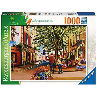 Ravensburger Jigsaw Puzzle Galway Romance 1000 pieces