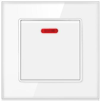 Universal 20a Electrical Switch With Led,large Power Air Conditioner Switch