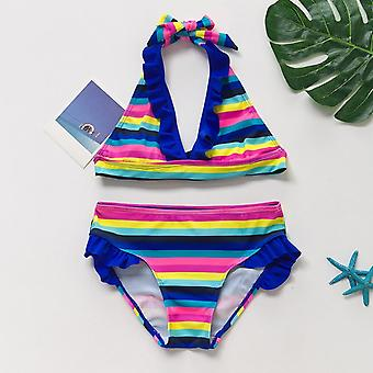 Summer Bikini Sets Kids Swimsuit